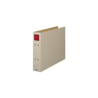 キングジム 保存ファイル  B4 ヨコ 500枚 4395E 赤