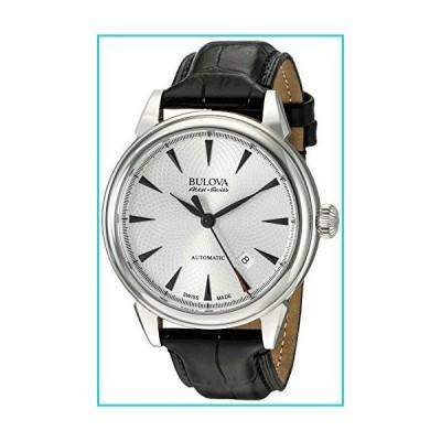 [ブローバ Accu-Swiss]Bulova Accu-Swiss 腕時計 63B173 メンズ [並行輸入品]【並行輸入品】