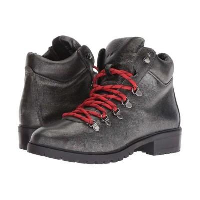 スティーブ マデン Steve Madden レディース ブーツ シューズ・靴 Lora Pewter Leather