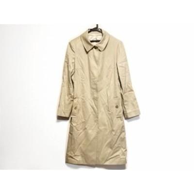 オールドイングランド OLD ENGLAND コート サイズ36 S レディース - ベージュ 長袖/春/秋【中古】20201210