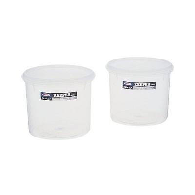 食品容器 ラストロ・丸キーパー B-313 S(7-0220-0801)