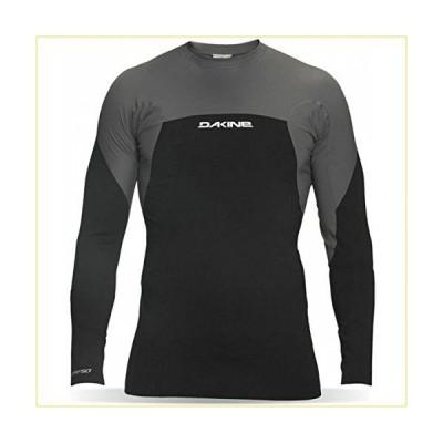 Dakine Men's Storm Snug Fit Short Sleeve Surf Rashguard, Black, M