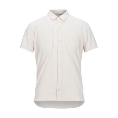 シーピーカンパニー C.P. COMPANY シャツ ベージュ S コットン 100% シャツ