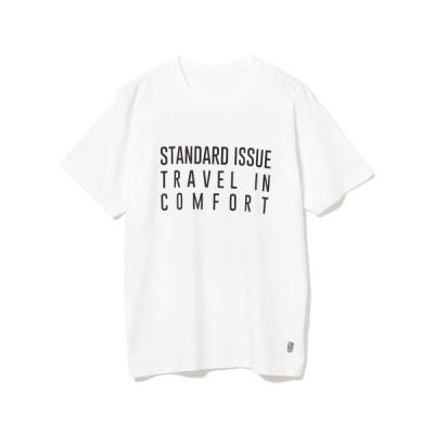 tシャツ Tシャツ STANDARD ISSUE × BEAMS LIGHTS / ダブルサイド プリント Tシャツ