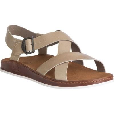 チャコ Chaco レディース サンダル・ミュール シューズ・靴 Wayfarer Sandals Tan