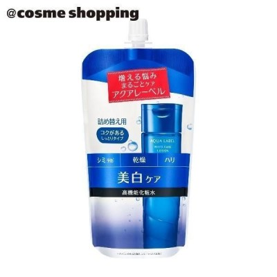 アクアレーベル ホワイトケア ローション RM(詰め替え用) 化粧水