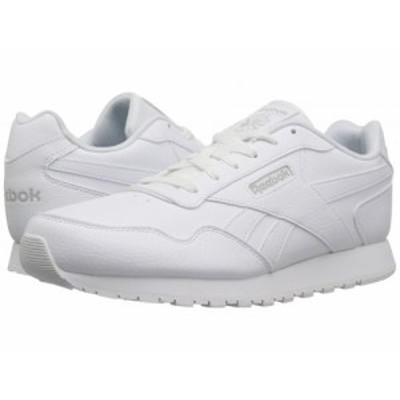 Reebok リーボック レディース 女性用 シューズ 靴 スニーカー 運動靴 Classic Harman Run White/Steel【送料無料】