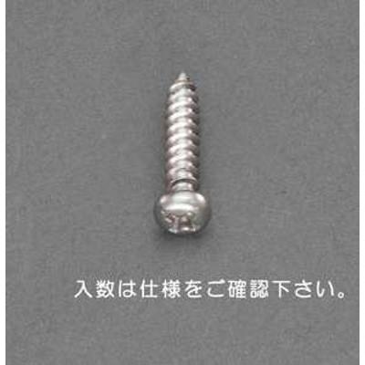 エスコ 5 x 12mm  鍋頭タッピングビス(ステンレス製/18本)(品番:EA949AL-136)