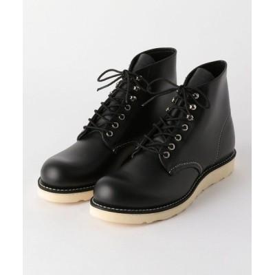 BEAUTY&YOUTH UNITED ARROWS/ビューティ&ユース ユナイテッドアローズ <RED WING(レッドウィング)> 8165 6ROUNDTOE/ブーツ BLACK 8h