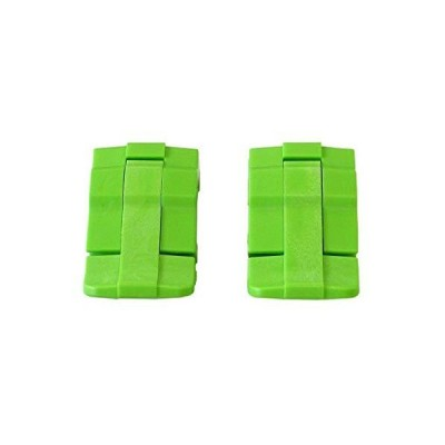2 Lime Green Replacement latches for Pelican Cases.