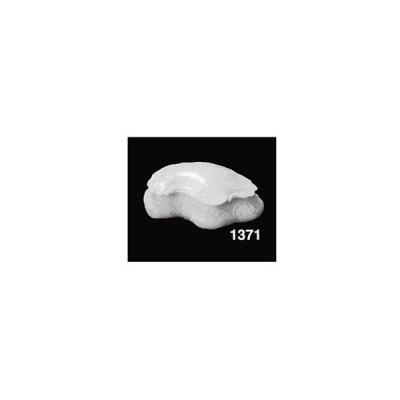 陶器 素材 陶器 素材 唐草ふた物 白陶磁器