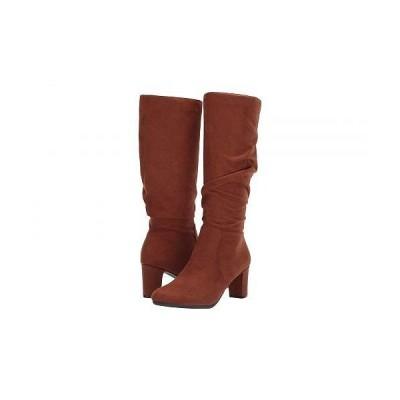 LifeStride ライフストライド レディース 女性用 シューズ 靴 ブーツ ロングブーツ Maltese - Walnut