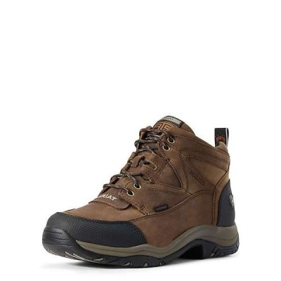 アリアト メンズ ブーツ・レインブーツ シューズ Ariat Men's Terrain H2O Insulated Boot