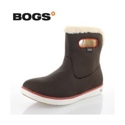 ボグス BOGS 78409 オリーブ レディース ブーツ ショート  防水 ウォータープルーフ ボア 保温 セール