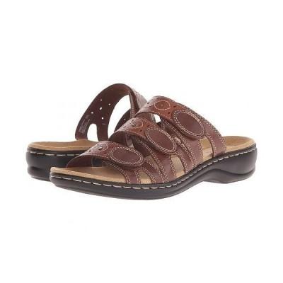 Clarks クラークス レディース 女性用 シューズ 靴 サンダル Leisa Cacti Q - Brown Multi