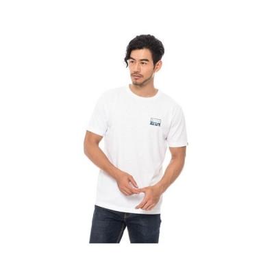 ビラボン(BILLABONG) Tシャツ メンズ 半袖 DECAL CUT Tシャツ BA011204 WHT オンライン価格 (メンズ)