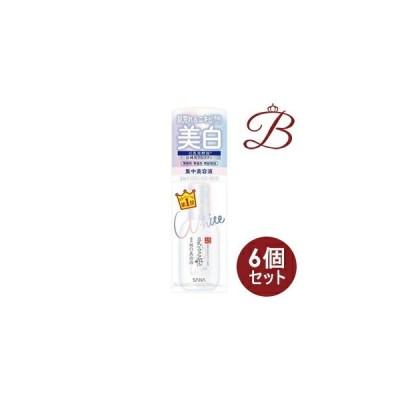 【×6個】サナ なめらか本舗 薬用美白美容液 100mL