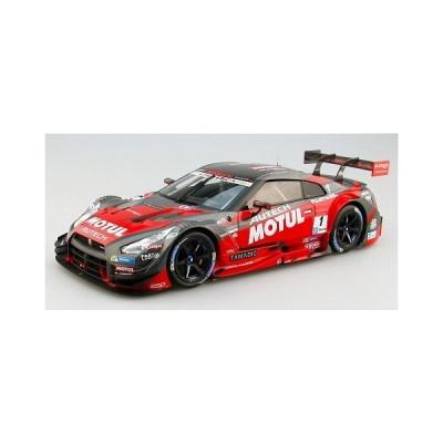 モチュール オーテック GT-R スーパーGT500 2015 Rd.1 岡山 No1 (1/18 エブロ81022)