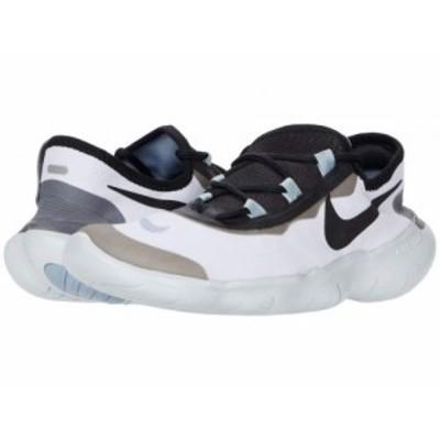 Nike ナイキ メンズ 男性用 シューズ 靴 スニーカー 運動靴 Free RN 5.0 2020 White/Black/Obsidian Mist【送料無料】