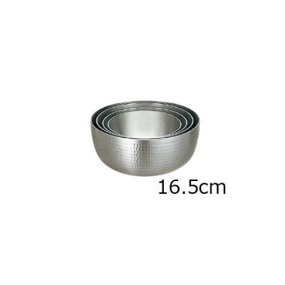 ホクア アルミ 矢床鍋 16.5cm