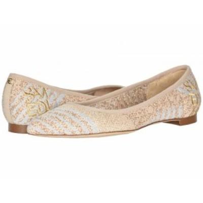 Sam Edelman サムエデルマン レディース 女性用 シューズ 靴 フラット Shaya Nude Multi Sport Knit【送料無料】