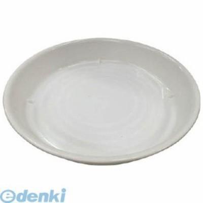 アイリスオーヤマ [HUMD12W] 鉢受皿中深型 ホワイト 12号