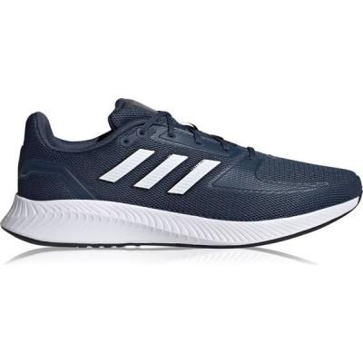 アディダス adidas メンズ ランニング・ウォーキング シューズ・靴 Adidas Runfalcon 2.0 Running Shoes Navy/White