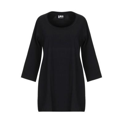 LABO.ART T シャツ ブラック 1 コットン 94% / ポリウレタン 6% T シャツ