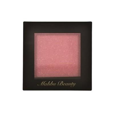 【ゆうパケット発送可能】マリブビューティー シングルアイシャドウ ピンクコレクション ピーチピンク MBPK-03