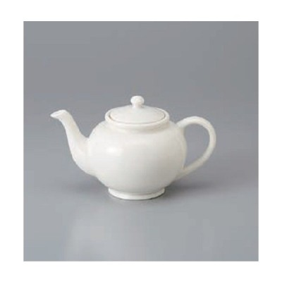 ポット ティーポット NB丸形ティーポット 紅茶 緑茶 陶器