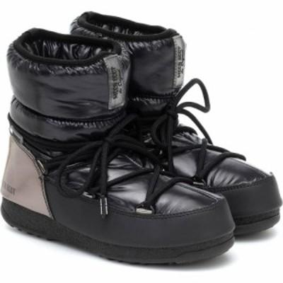ムーンブーツ Moon Boot レディース ブーツ スノーブーツ シューズ・靴 Low Wp Snow Boots Black