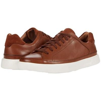 クラークス Un Costa Tie メンズ スニーカー 靴 シューズ British Tan Leather