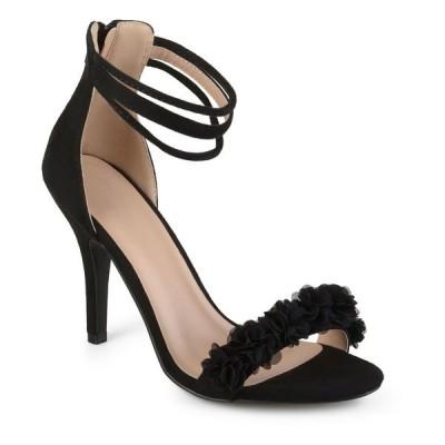 ジャーニーコレクション パンプス シューズ レディース Women's Eloise Heels Black
