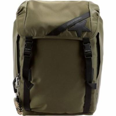 ゴールデン グース Golden Goose メンズ バックパック・リュック バッグ Journey Backpack Green