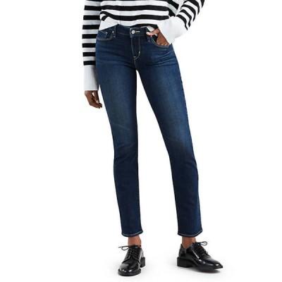 リーバイス レディース デニムパンツ ボトムス Classic Mid Rise Skinny Jeans