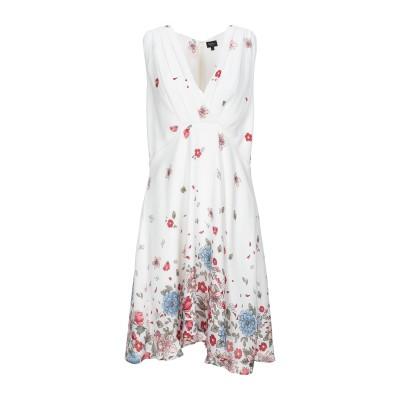 ペペ ジーンズ PEPE JEANS ミニワンピース&ドレス ホワイト L ポリエステル 100% ミニワンピース&ドレス