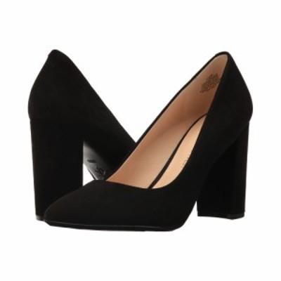 ナインウェスト Nine West レディース パンプス シューズ・靴 astoria9x9 block heel pump Black Suede