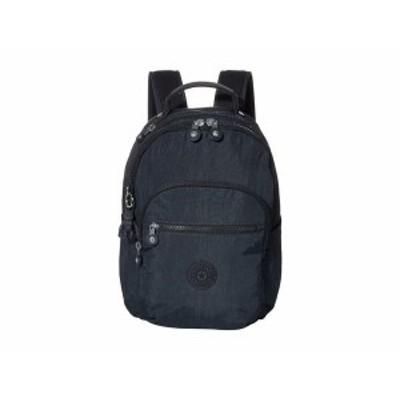 キプリング レディース バックパック・リュックサック バッグ Seoul Small Backpack Blue/Blue