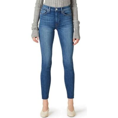 ハドソンジーンズ Hudson Jeans レディース ジーンズ・デニム ボトムス・パンツ Raw-Hem Skinny Jeans Zuma