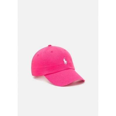ラルフローレン 帽子 メンズ アクセサリー CLASSIC SPORT UNISEX - Cap - hot pink
