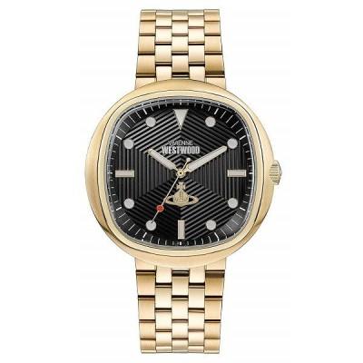【並行輸入品】 Vivienne Westwood ヴィヴィアンウエストウッド 腕時計 ヴィヴィアン VV177GDBK メンズ