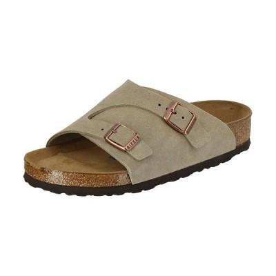 ビルケンシュトック(BIRKENSTOCK) メンズ レディース サンダル チューリッヒ ソフト フット ベット ZURICH SFB トープ GC1009532 481 靴 シューズ