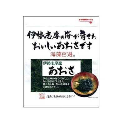 ヤマナカフーズ 海藻百選伊勢志摩産あおさ7g