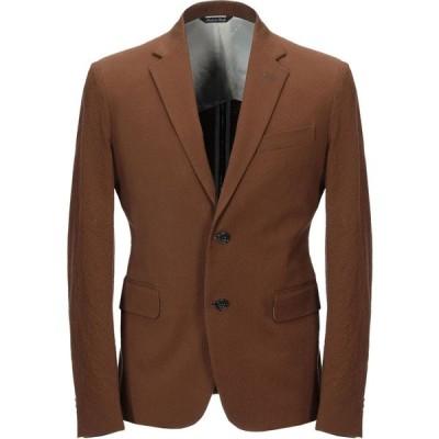 ブライアン デールズ BRIAN DALES メンズ スーツ・ジャケット アウター blazer Brown