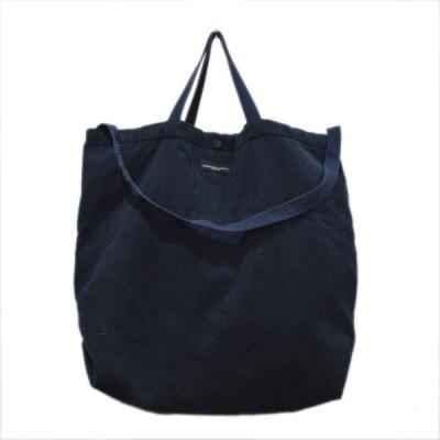 Engineered Garments Carry All Tote 2WAYトートバッグ キャリーオールトート ネイビー (四ツ橋店) 210125