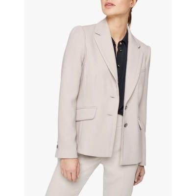ダンセルインアドレス ジャケット&ブルゾン レディース アウター Damsel in a Dress Ebony Tailored Jacket, Neutral