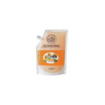 山田養蜂場 ヒマワリ蜂蜜(ルーマニア産) 1kg袋 はちみつ ギフト