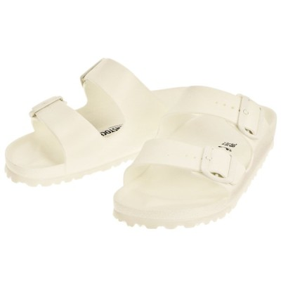 BIRKENSTOCK ビルケンシュトック サンダル 靴 23cm レディース アウトレット ホワイト EVA 送料無料 129443 WHT/36