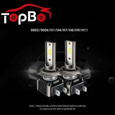 2020 2 個M2 自動車 車のヘッド ライト ランプ H1 H4 H7 H8 H9 H11 9005 HB3 9006 HB4 6000