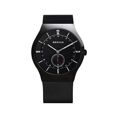 BERING Time   Men's Slim Watch 11940-222   40MM Case   Classic Collection   Stainless Steel Strap   Scratch-Resistant Sapphire Crystal   Minimalistic